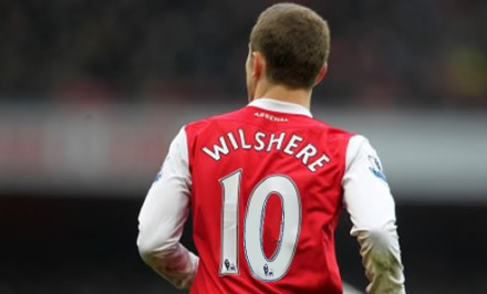 wilshere no 10 The Premier League 4 2 3 1: Fantasista from the wing | Stats