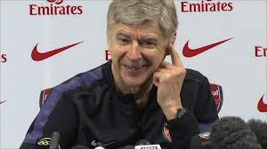 wenger press conf